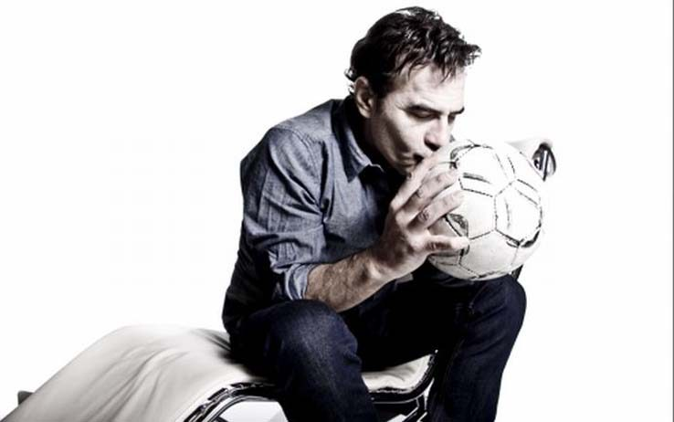 Francesco Baccini e il profeta del goal