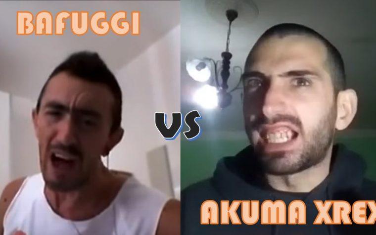 BAFUGGI vs AKUMA XREX