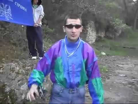 Tupacovic, il gangsta rapper serbo