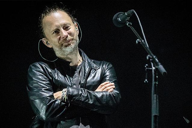 """Monza, a sorpresa i Radiohead suonano una cover di """"Ad ogni costo""""."""