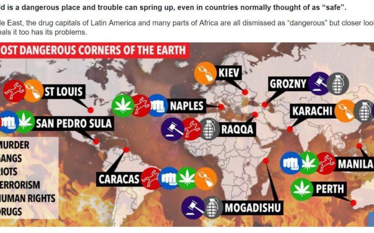 Secondo il Sun, Napoli è tra le città più pericolose al mondo. È lì che si radicalizzano i neomelodici.
