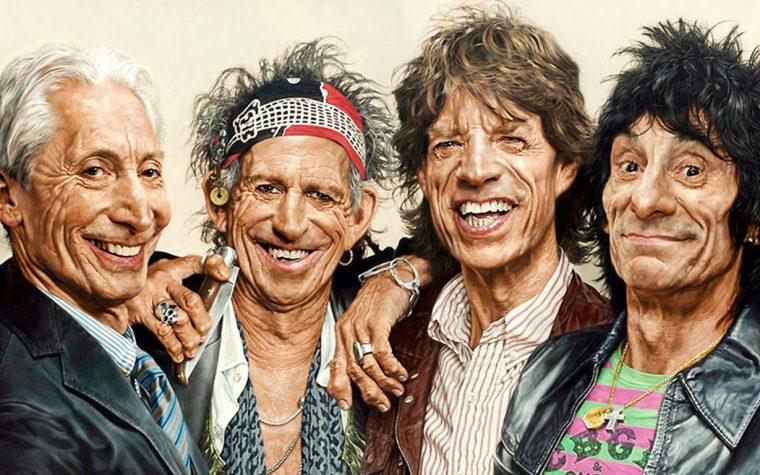 E comunque i Rolling Stones hanno abbassato l'età media di Lucca.
