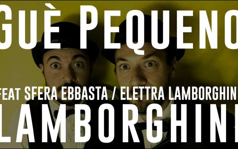 POSISCION TU – Lamborghini di Guè Pequeno feat. Sfera Ebbasta e Elettra Lamborghini EP.3