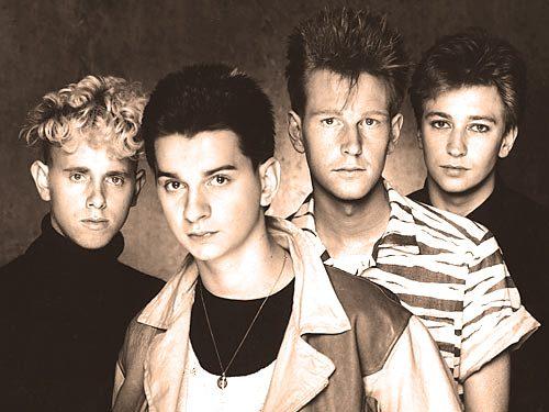 La storica gaffe di Mike Bongiorno con i Depeche Mode