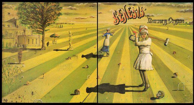 Nursery Cryme – Genesis (12 Novembre 1971)
