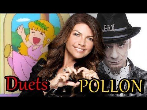 J-Ax canta la sigla di Pollon con Cristina D'Avena. Vedete che se si applica riesce a cantare anche cose più complesse?