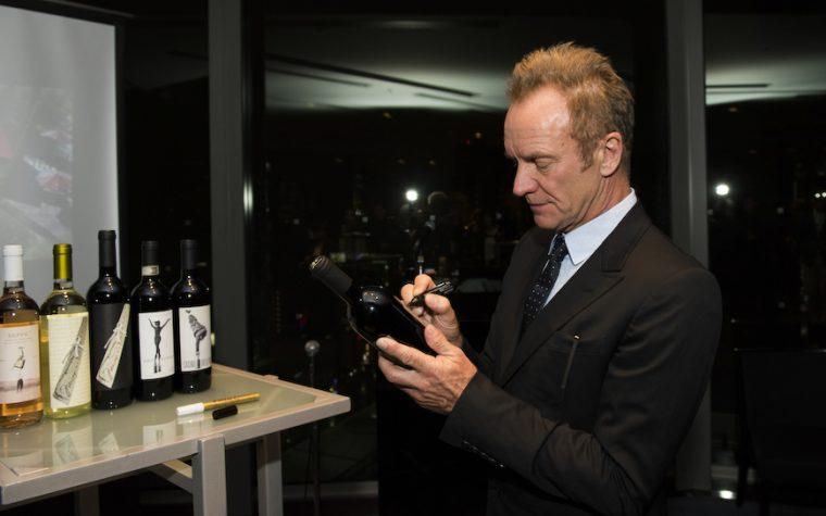 Sting ospite a Sanremo 2018. Cerca manodopera per la vendemmia.