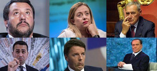 Più brutta di questa campagna elettorale c'è solo la compilation di Sanremo.