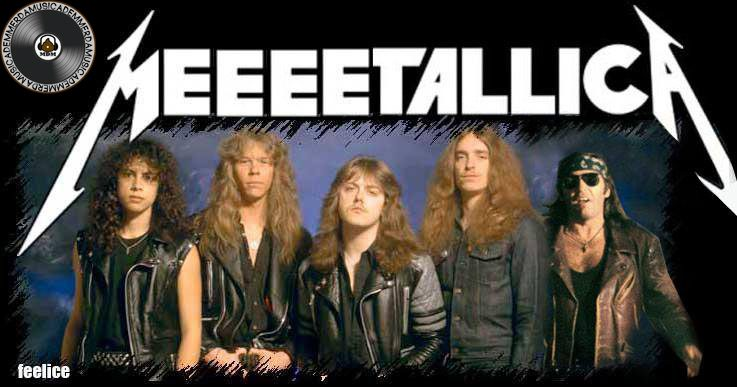 L'aspetto inquietante dei Metallica che omaggiano Vasco è che a giugno gli Iron Maiden potrebbero cantare 'Certe notti'.