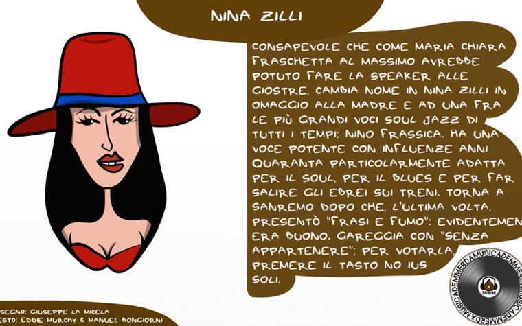 Sanremo 2018: Nina Zilli