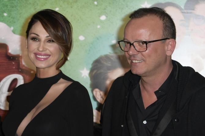 Anna Tatangelo e Gigi D'Alessio si lasciano. Troppa la differenza d'età tra i 75 anni di lei e i 50 di lui.